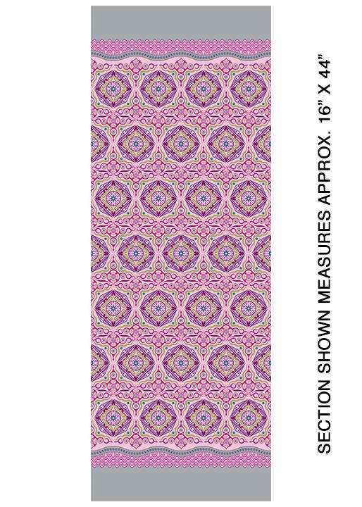 Dreamy Magic Carpet Pink 6996-01