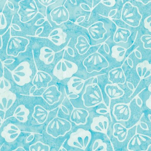 Benartex Lullaby Balis Ginko Aqua