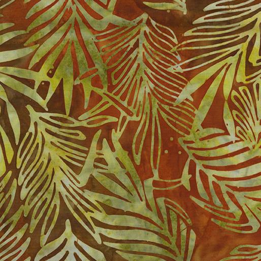 Fern Orange/Moss 7049-33