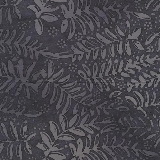 Bali Rio Batik - Thousand Vines Gray