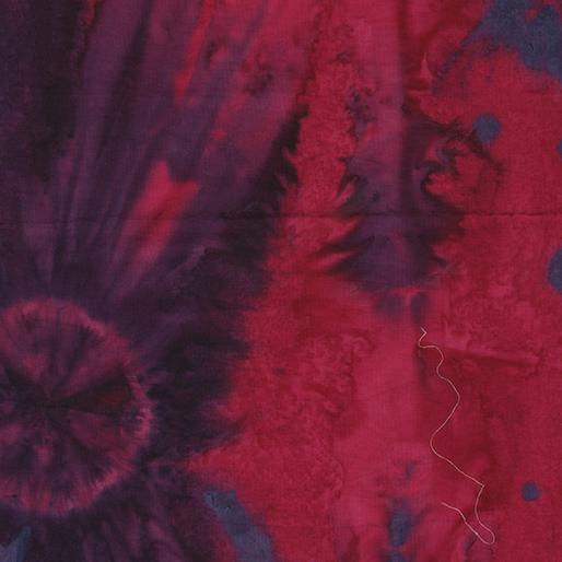 Benartex Berry Delight Balis Sun Flare Fuchsia/Plum