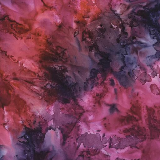 Benartex Berry Delight Balis Crystalline Grape