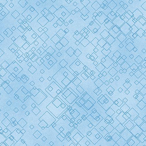 Tonal Squares -  Light Blue - 7549-05