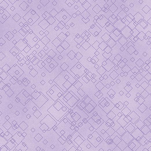 Tonal Squares -  Light Purple - 7549-06
