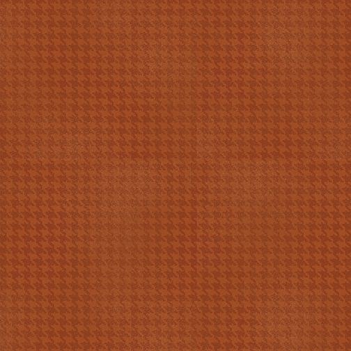 Blushed Houndstooth - Spice