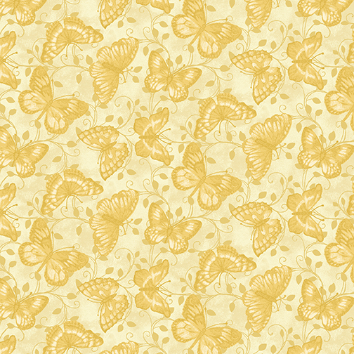 Butterfly Tonal Yellow