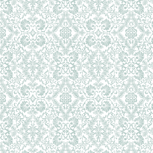 Modern Lace Turquoise