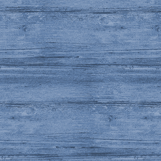 Benartex Contempo Washed Wood 7709-50 Marine Blue