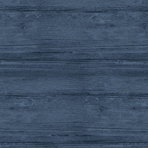 Benartex Washed Wood 7709 55 Habor Blue