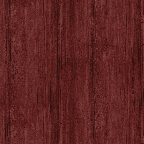 Washed Wood Wide Claret