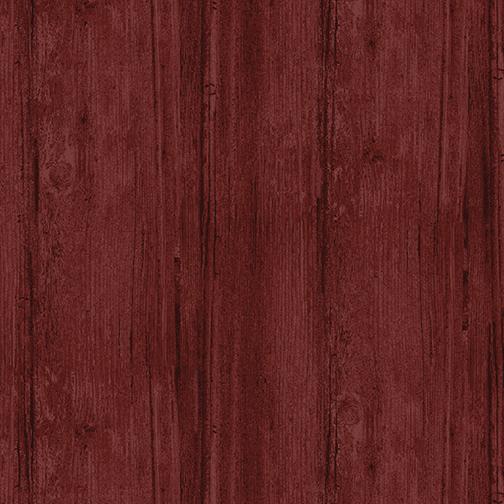 108 Washed Wood - Claret