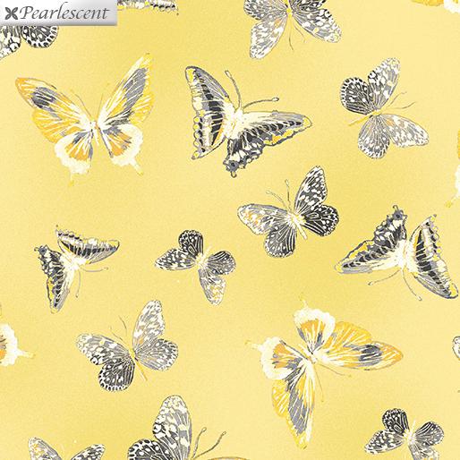 Limoncello Butterflies Yellow
