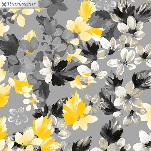 Limoncello Bouquet Dove Gray