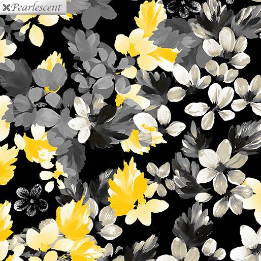 :Limoncello Bouquet Black 7742P - 12