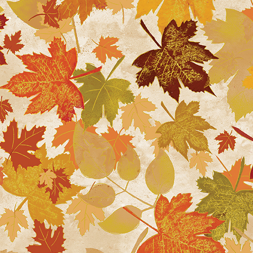 Harvest Gold Leaf Cream