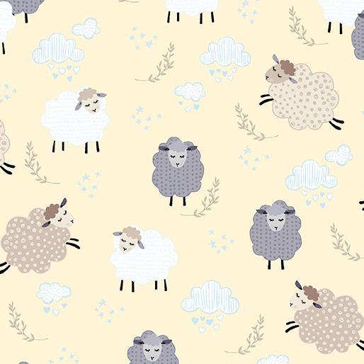 Dreamy Sheep Buttercream