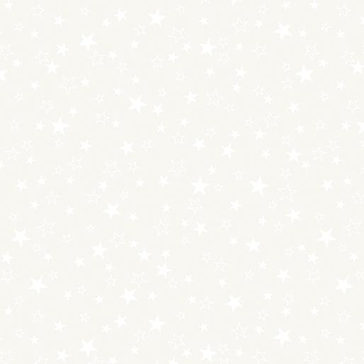 Tonal Stars White/White