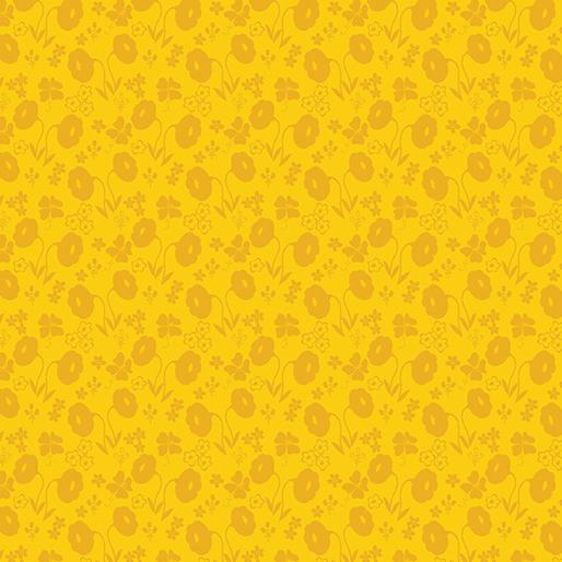 Floral Fun Yellow