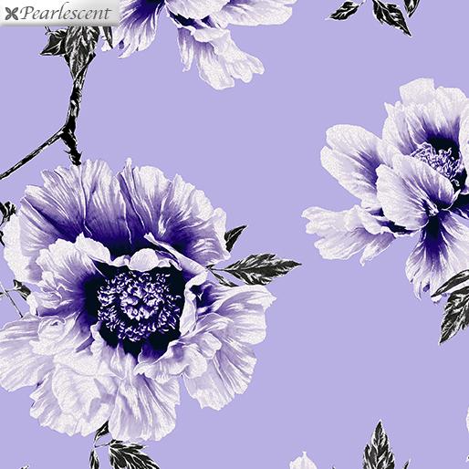 Twilight Floral Lilac 7918P-60