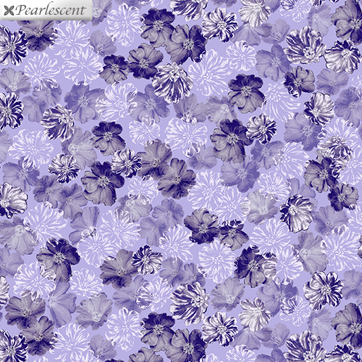 Pearly Blooms Lilac 7920P-60