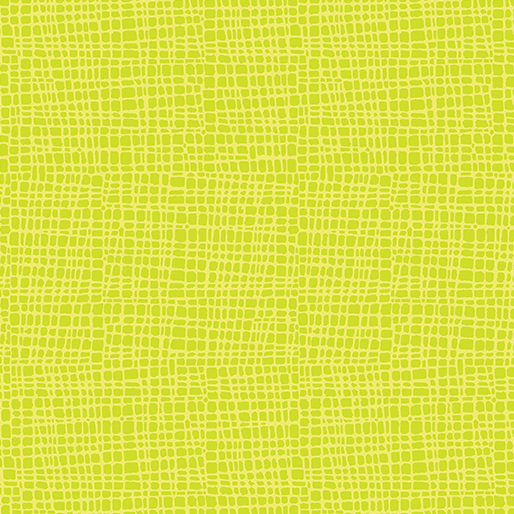 Toadily Cute -- 17940-44  Crosshatch -- Lime