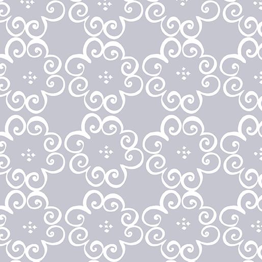 Social Butterfly - Flower Scroll - 7968-11