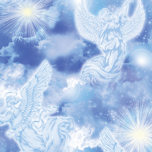 Heavenly Angels Blue