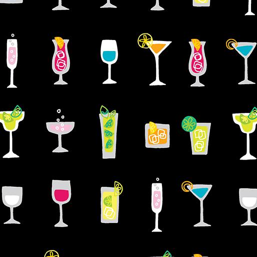 Happy Hour III - Cocktails Black