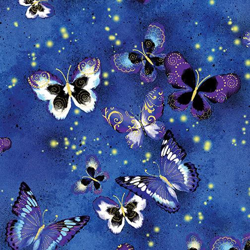 Butterfly Jewel RoyalBlue