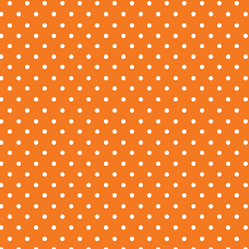 Glow Dots Orange (Glow for it)