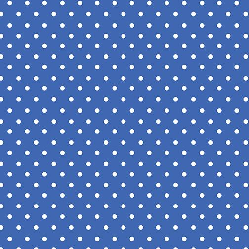 Glow For It Dots - Medium Blue