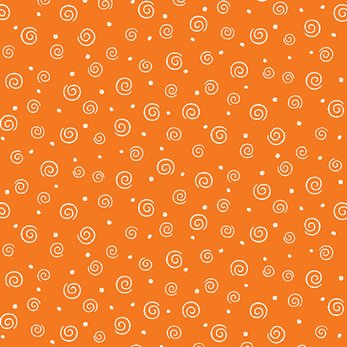 Swirl Glow Orange (Glow for it)