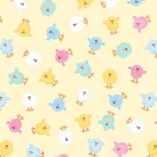 Mini Chicks Light Yellow