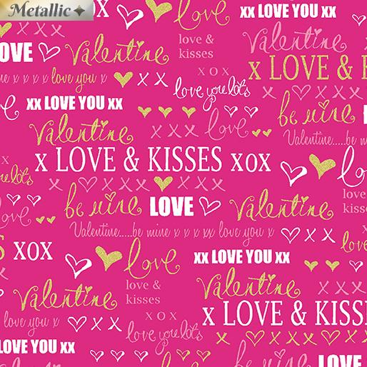 Love Words Pink
