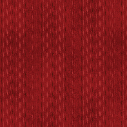 Wool Stripe Red