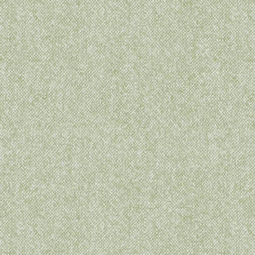 Wool Tweed Light Sage