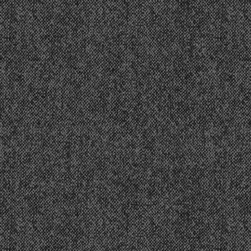 Winter Wool Tweed Charcoal