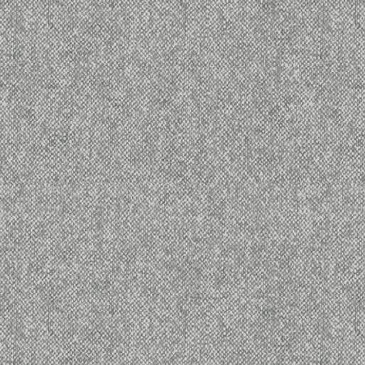 Winter Wool Tweed Heather Grey