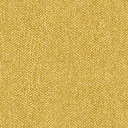 Wool Tweed Honey