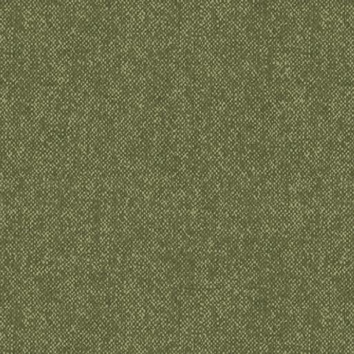 Wool Tweed Leaf