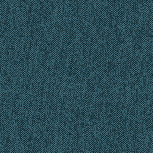 Wool Tweed Dark Teal
