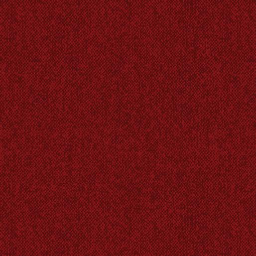 Winter Wool Tweed Sangria