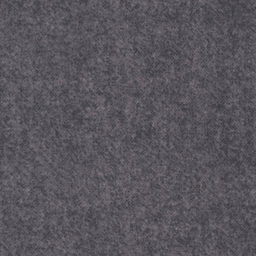 BEN- Winter Wool Tweed Flannel Smoke