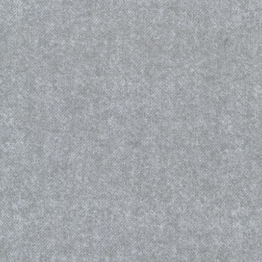 Winter Wool Flannel - Heather Grey - 9618F-15