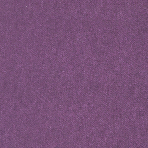 Wool Tweed Flannel Plum