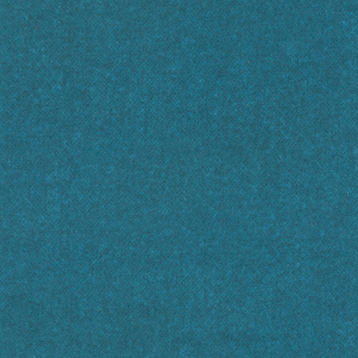 Winter Wool Flannel - Teal - 9618F-84