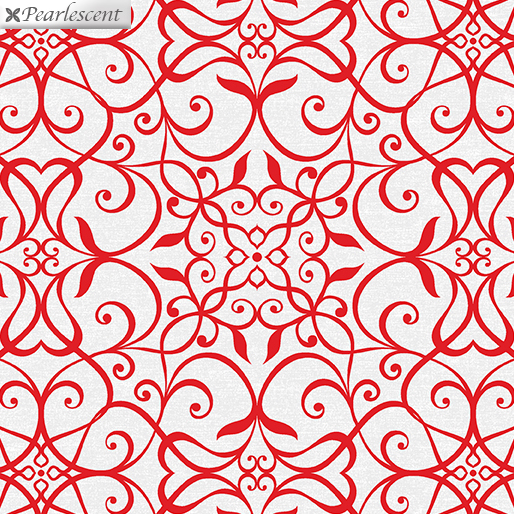 Celestial Lights - Wrought Iron - Red - 9631P-10