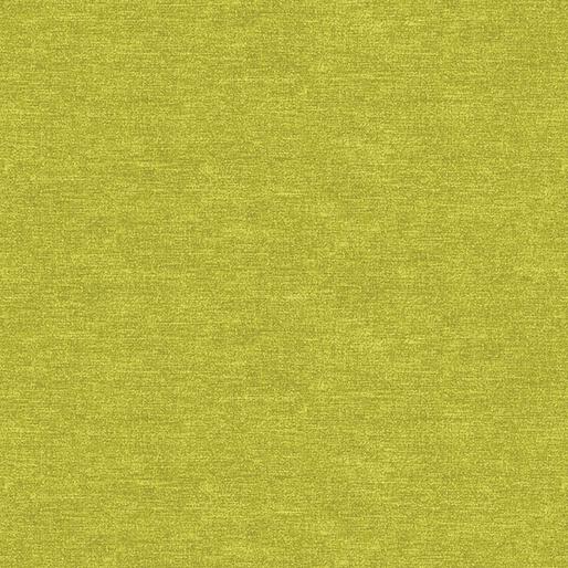 9636 41 Chartreuse Cotton Shot #9636 Basic by Amanda Murphy Benartex