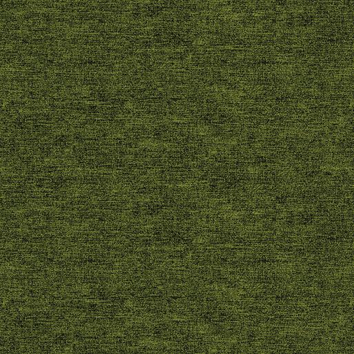 9636 43 Olive Cotton Shot #9636 Basic by Amanda Murphy Benartex