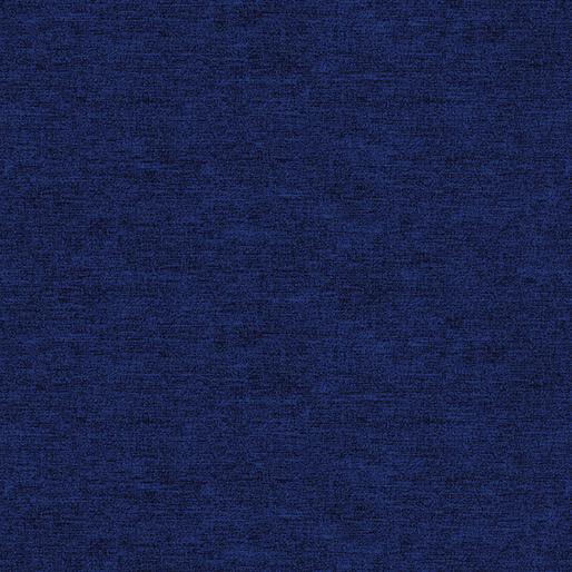 9636 55 Indigo Cotton Shot #9636 Basic by Amanda Murphy Benartex